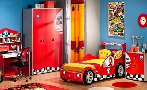 Decoracion dormitorios para ni os for Ideas para decorar habitacion nino de 3 anos