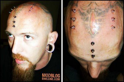 Extreme and Strange Body Piercing 14