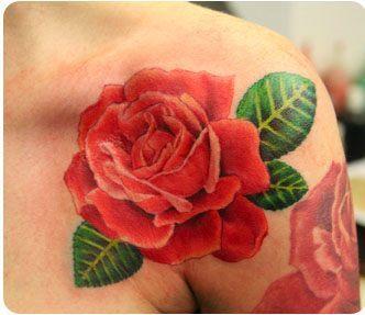 Hawaiian-Flower-Tattoo-11