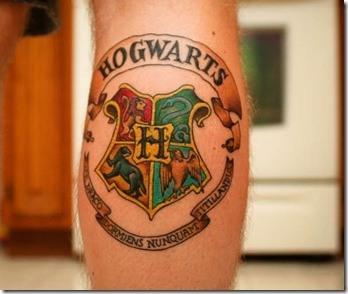 HogwartsCrestTattoo