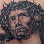 Jesus_with_crown_of_thorns_by_allentattoo