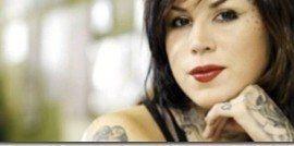 Tatuajes de Kat Von Des