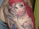 Tatuajes de colores | tatuajes rojos