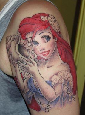 La-sirenita-tatuaje