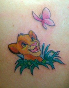 Lionking_Tattoo_by_TatyZ