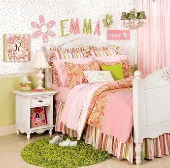 decoracion de interiores y casa decoracion de habitacion de ni as