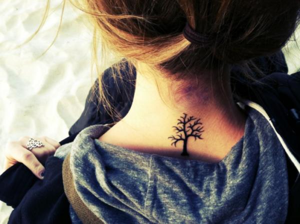 Los mejores tatuajes pequeños para mujeres