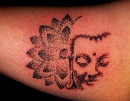 Loto tattoo