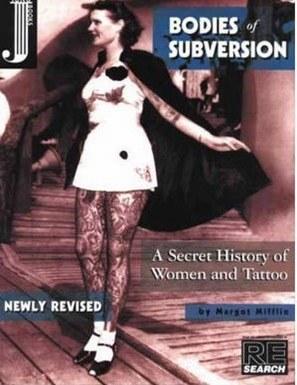 Margot Mifflin libro sobre tatuajes
