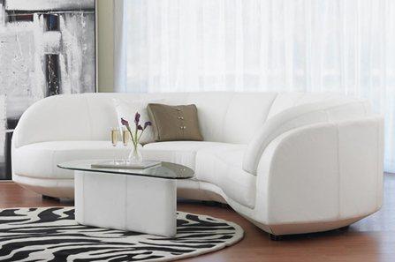 Modern-White-Leather-Sofa