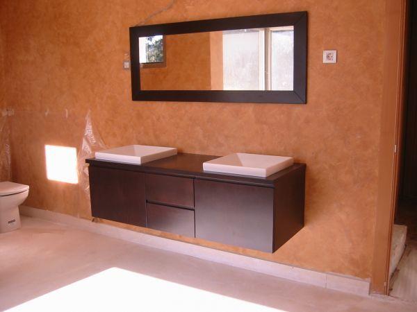 Mueble de baño a medida  DecoracionInterioresnet