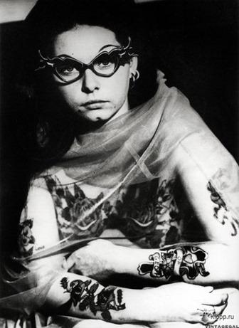 Mujeres tatuadas años 20-4