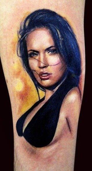 Tatuajes de chicas pin-up