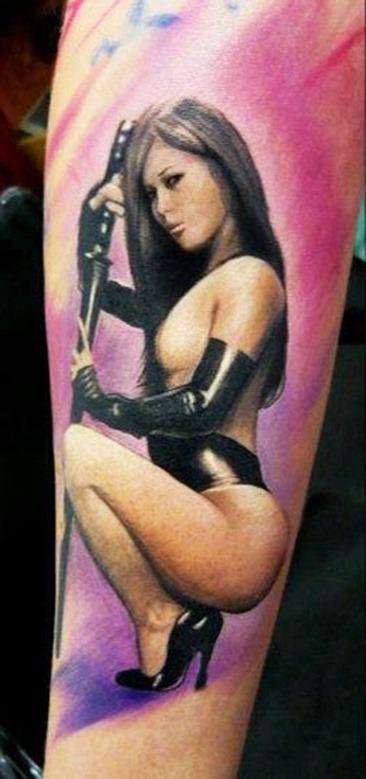 Pin up tatuajes 4