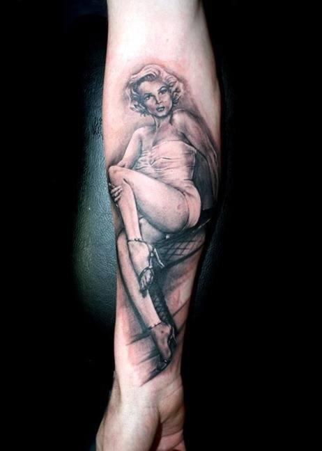Pin up tatuajes 7