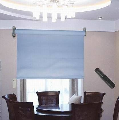 Remote_Control_Electrical_Roller_Blind_System