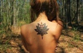 Tatuajes de la Flor de Loto | fotos y significado