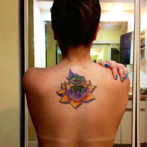 Tatuaje Flor de Loto6