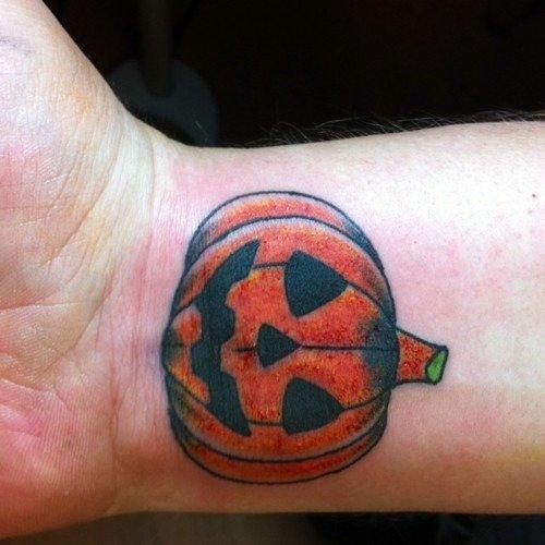 Tatuajes de calabazas