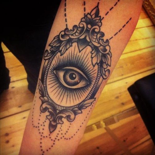 Tatuaje ojos2