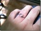 Tatuajes de alianzas para toda la vida