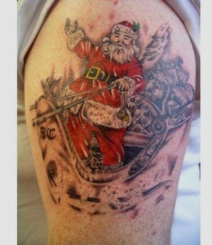 Tatuajes Navidad2