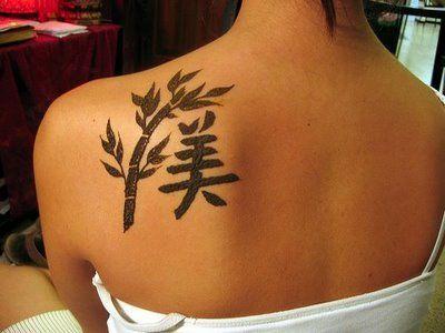 Tatuajes chinos con significado1