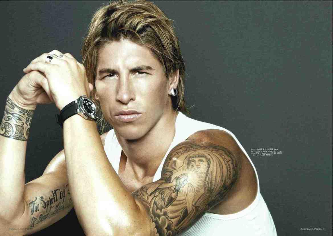 Tatuajes de Sergio Ramos 07