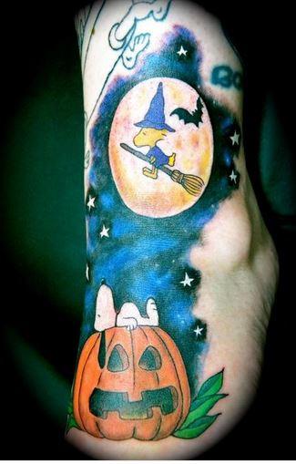 Tatuajes de calabazas 2