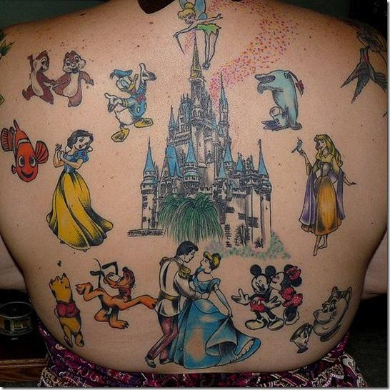 Tatuajes-de-disney