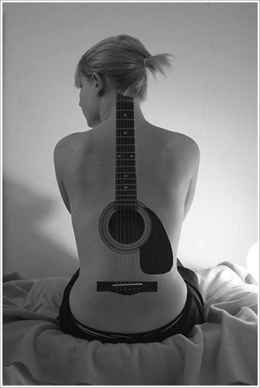 Tatuajes de guitarras 2