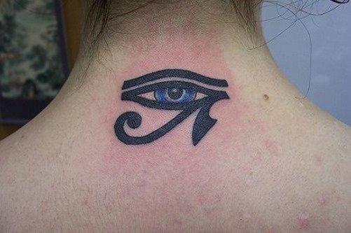 Los Tatuajes De Ojos Tendenzias Com
