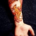 Tatuajes-del-ave-Fénix-para-hombres7
