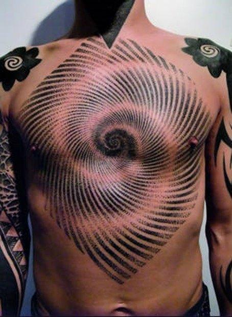 Tatuajes hipnoticos-
