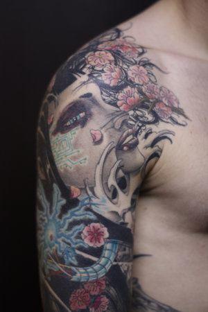 Tatuajes japoneses1