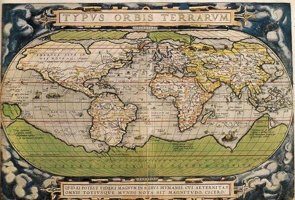 Theatrum Orbis Terranum
