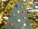 Hacer adornos para el Arbol de Navidad