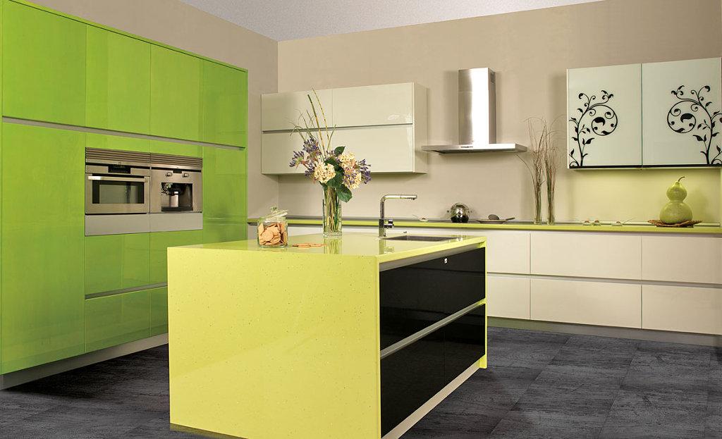 Cocinas baratas 2018 - Pintar muebles de melamina fotos ...