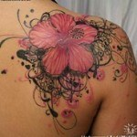 art,bodytattoo,flower,nude,pink,tattoo-12a050358c23943617c54bcdf22de7df_m