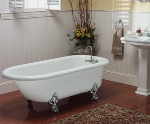 bañera-vintage