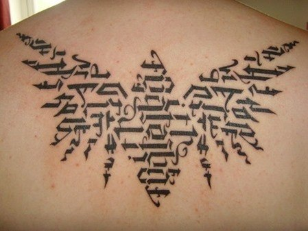 ambigram-tattoo