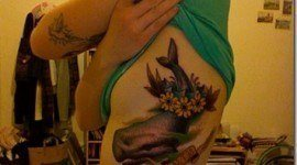 Tatuajes de ballenas