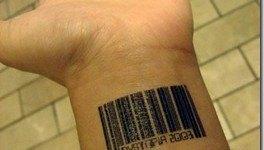 Tatuajes populares | tatuajes de codigo de barras