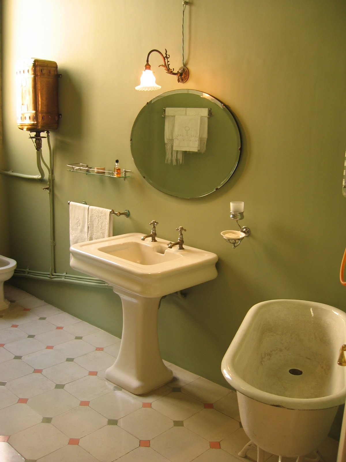Decoracion De Baños Modernos Pequenos:Small Bathroom Decorating Ideas