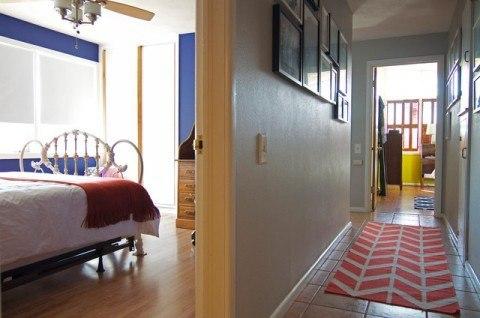 Colores para el pasillo de casa - Colores para pintar una entrada ...