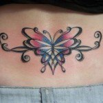 butterfly-and-tribal-tattoo-71096