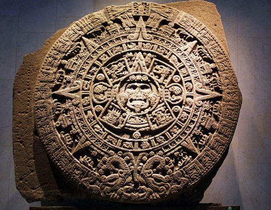 Sol Azteca Tatuaje tatuajes del calendario azteca - tendenzias
