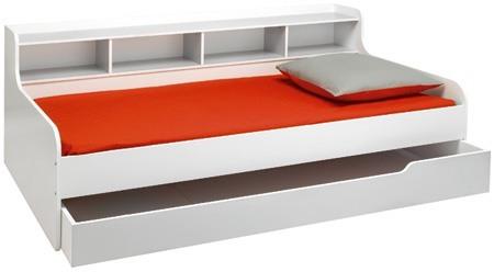Tendencias en camas individuales for Cama individual con cajones