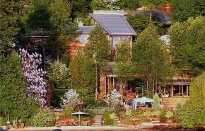 Protegido: La casa de madera de Bill Gates