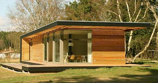 Tipos de casa prefabricadas for Casetas de madera prefabricadas leroy merlin